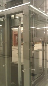 Obudowa szybu windowego